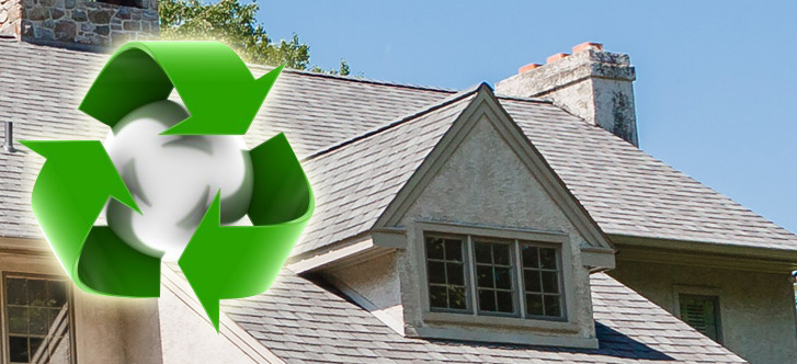 Roof Shingles Recycle